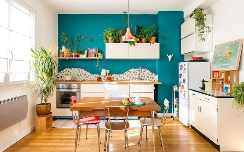 Стол и стулья для кухни: традиционные и нестандартные решения