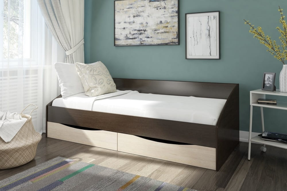 На что обратить внимание при выборе односпальной кровати