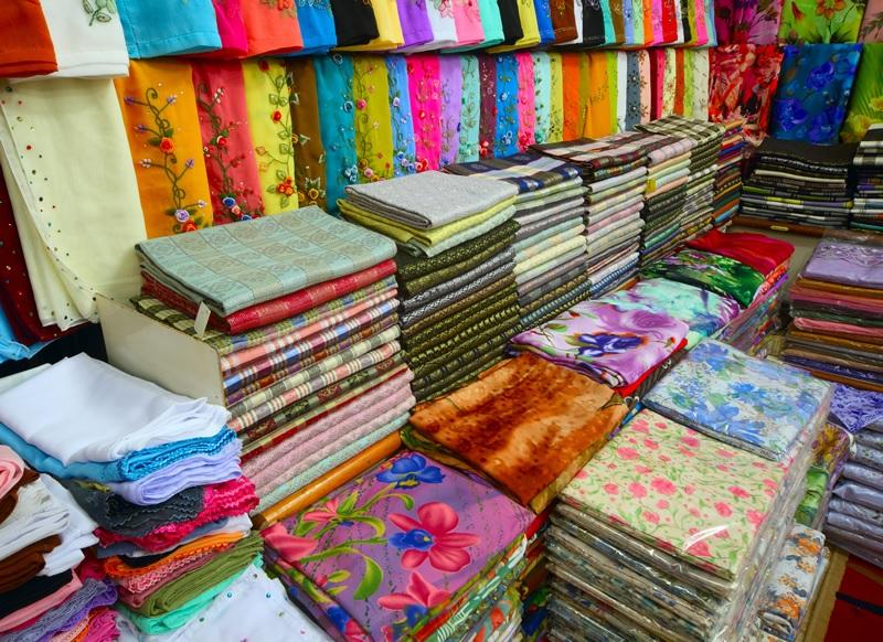 Домашний текстиль из Узбекистана