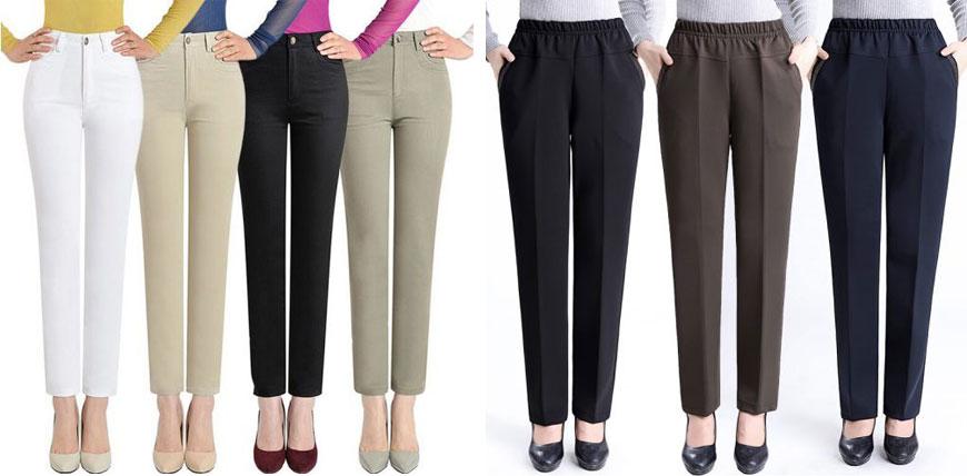 Женские брюки оптом и в розницу