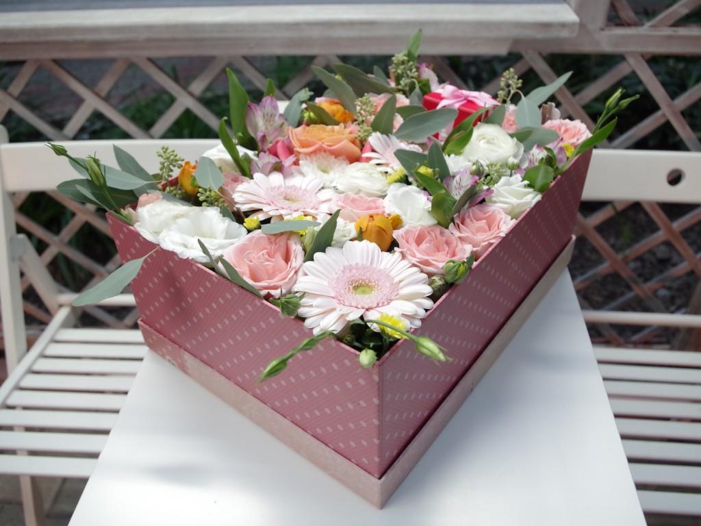 Цветы с доставкой по Москве