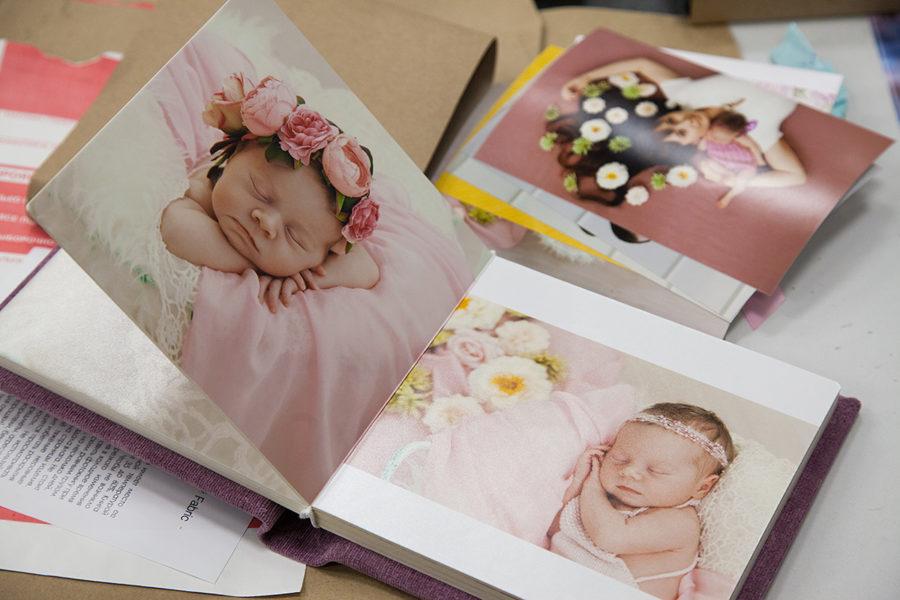 Как создать фотокнигу с семейными фотографиями
