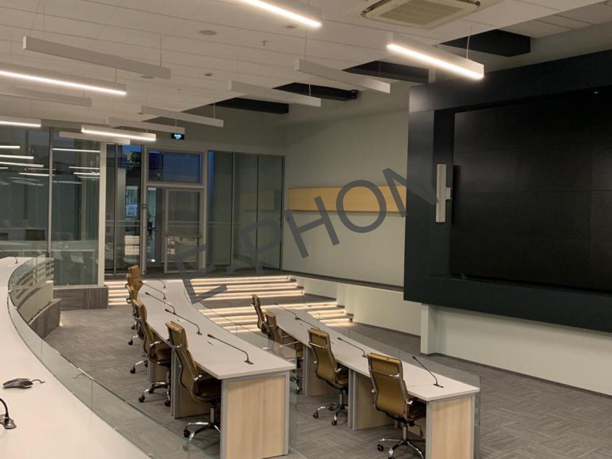 Достоинства акустических панелей и шумопоглощающие потолки Экофон