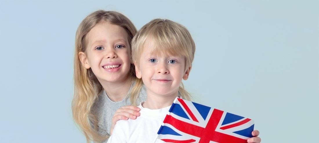 Эффективные курсы английского языка для детей от 3 до 7 лет