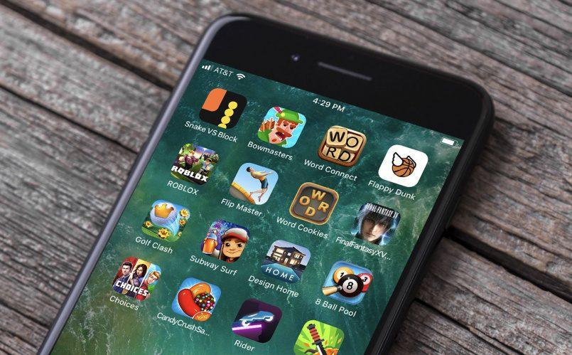 Выбираем игры для смартфона и планшета