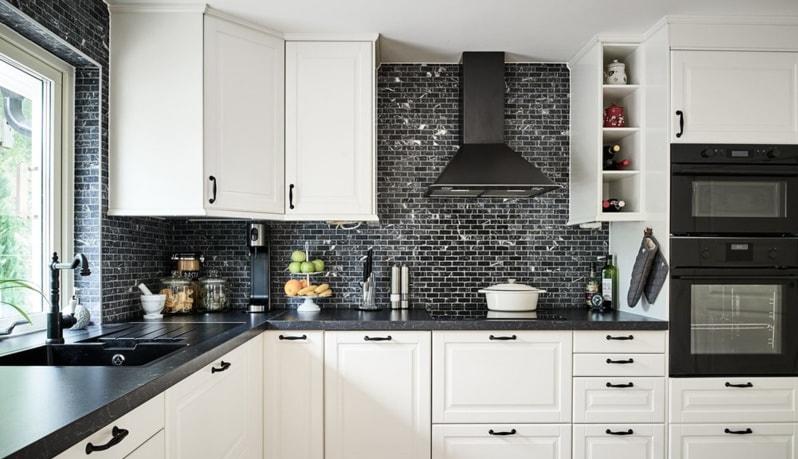 Выбираем стильный кухонный гарнитур