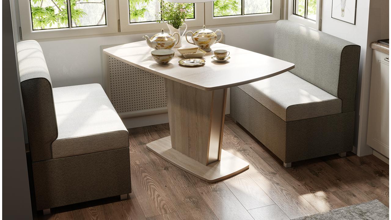 Как выбрать маленький диван на кухню