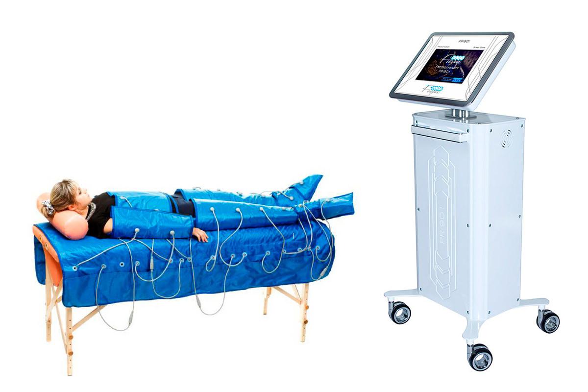 Где применяются аппараты прессотерапии