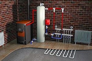 Профессиональный монтаж систем отопления в Киеве