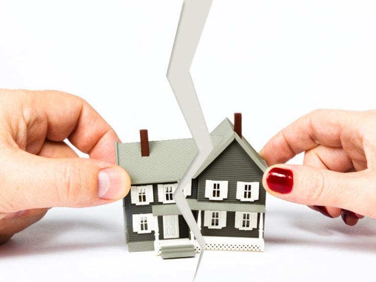 Как делиться квартира при разводе?