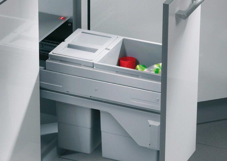 Системы сортировки мусора от компании Hailo
