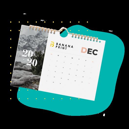 Изготовление и печать календарей на заказа в Киеве