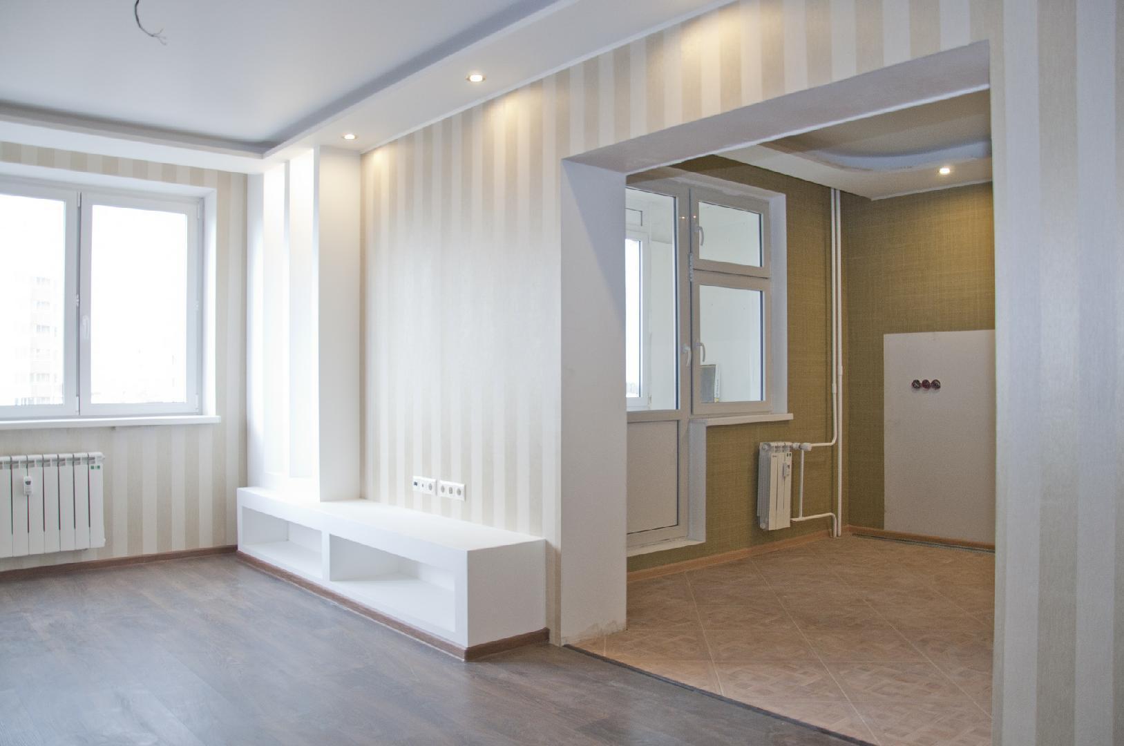 Ремонт квартир «под ключ» в новостройке
